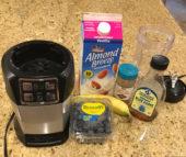 Recipe Corner: Blueberry Banana Smoothie