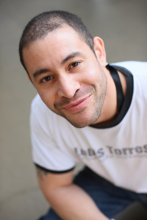Louis Torres - Photo by Christopher Becker