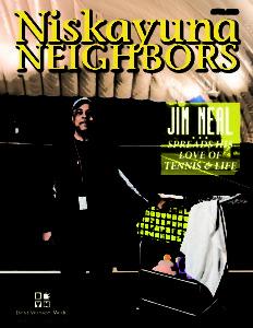 Niskayuna Neighbors Apr cover