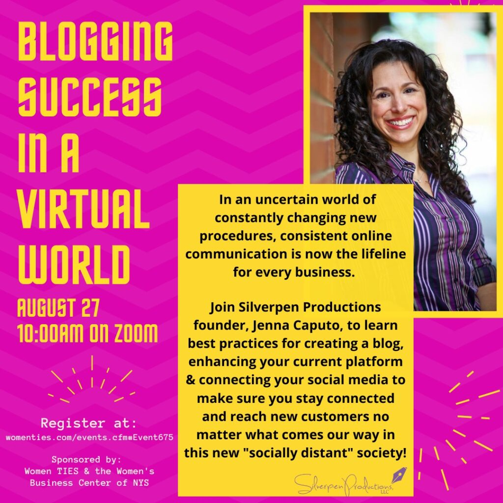 Blogging Success in a Virtual World edit