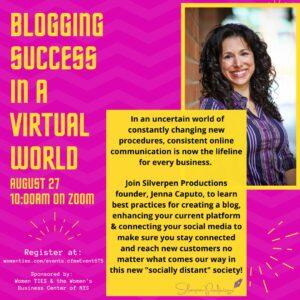 Blogging Success in a Virtual World edit