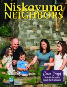 NiskayunaNeighbors Aug cover